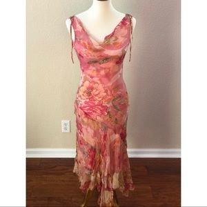 Floral Beaded Guess Dress